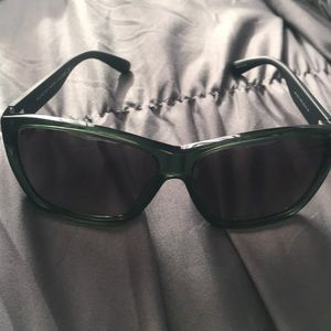 Olive Green Marc Jacobs Sunglasses